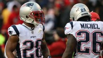 James White details the brotherhood Patriots running backs share