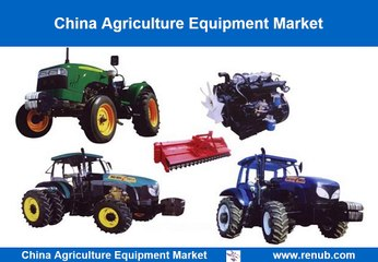 China Agriculture Equipment Market Forecast