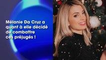 Mélanie Da Cruz : un cliché d'elle sans maquillage fait réagir les internautes