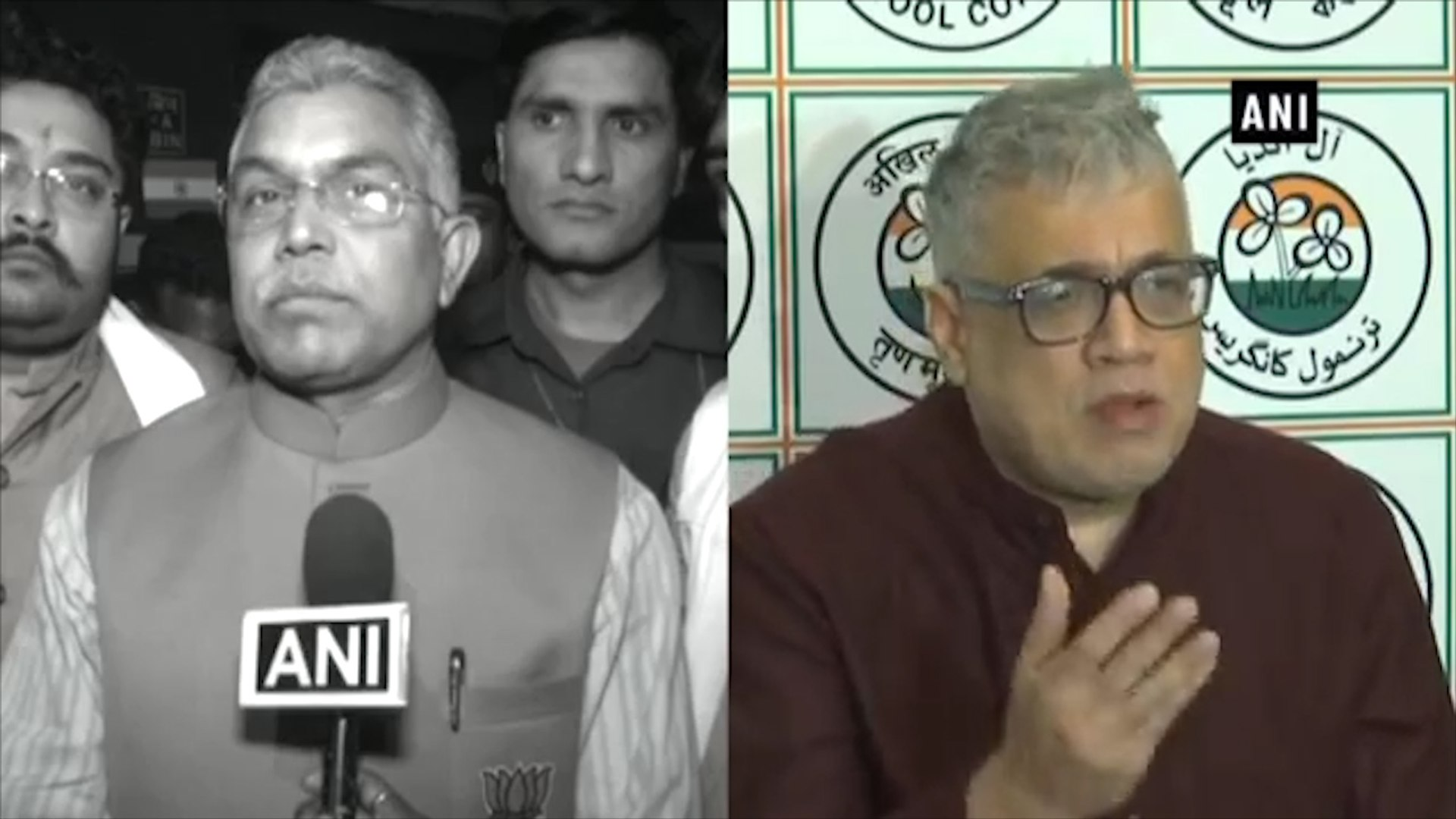 War of Words: TMC, BJP accuse each other of destroying democracy