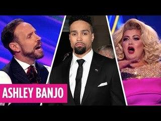 Ashley Banjo on Gemma Collins vs Jason Gardiner row | Dancing on Ice