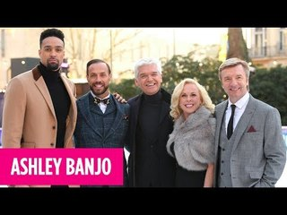 Ashley Banjo reveals a Dancing on Ice secret you NEED to know