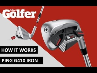 HOW IT WORKS: Ping G410 iron
