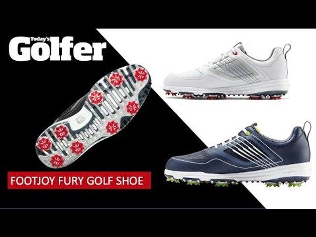 FootJoy FURY Golf Shoe: Need To Know