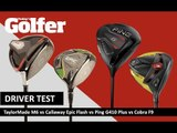 2019 Driver Test: TaylorMade M6 vs Callaway Epic Flash vs Ping G410 vs Cobra F9