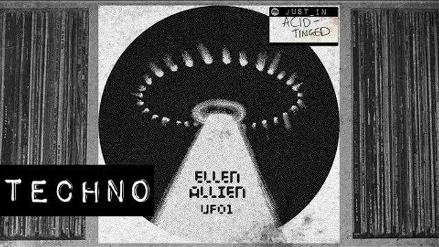 TECHNO: Ellen Allien - UFO [UFO Inc]