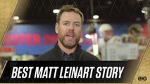 Carson Palmer recalls teammate throwing a 40 oz. at Matt Leinart, more  | Full Super Bowl radio row interview