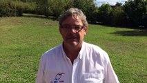 André Thomas, patron d'une PME qui a déposé le bilan après une cyberattaque