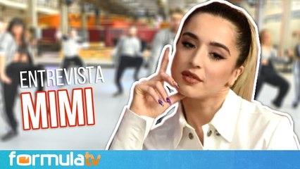 "Mimi (Lola Índigo): ""Si quieres ir a Eurovisión preséntate a 'OT' y, si no, mejor avísalo"""