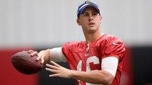 Omar Ruiz: Rams 'listening to their bodies' practice in Super Bowl week practice