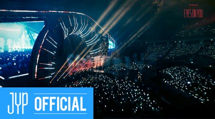 GOT7 2018 WORLD TOUR 'EYES ON YOU' DVD & BLU-RAY PREVIEW