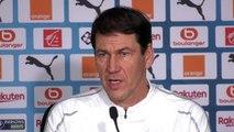 Garcia «Kostas (Mitroglou) ne court pas beaucoup, c'est un joueur de surface» - Foot - L1 - OM