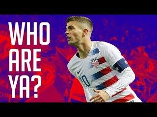 The AMERICAN DREAM? | Christian PULISIC | Who Are Ya?