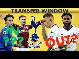 Trippier OUT? What Tottenham NEED to do this Transfer Window | 3 In 3 Out