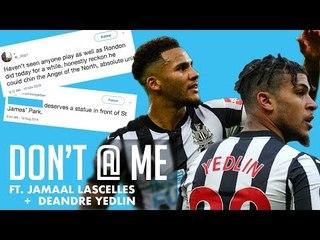 DON'T @ ME | feat. Jamaal LASCELLES & DeAndre YEDLIN | NBA LIVE 19