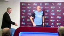 Dyche says Peter Crouch has hunger to make mark at Burnley as deal nears completion