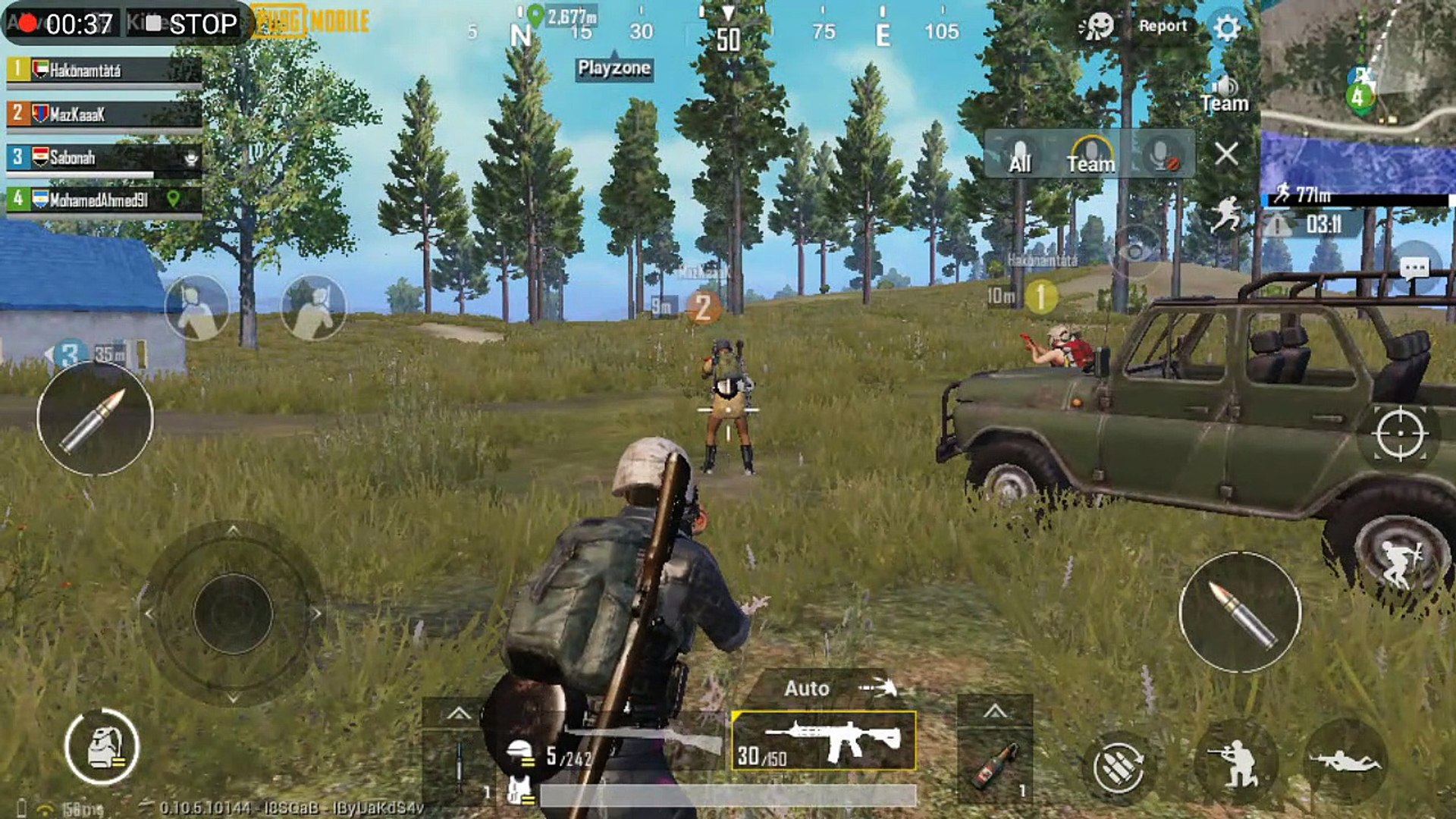 5 Flare Gun  Party At The Same Time In Pubg Mobile Game
