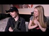 Calpurnia interview - Finn Wolfhard & Ayla Tesler-Mabe (part 1)