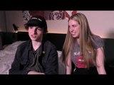 Calpurnia interview - Finn Wolfhard & Ayla Tesler-Mabe (part 2)
