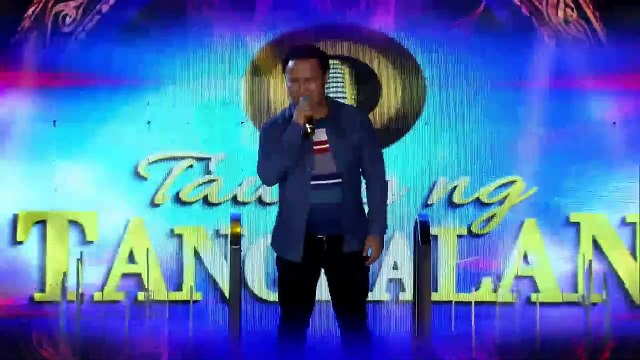 Tawag ng Tanghalan Update: Eric Cagadas will show his best to keep the Golden Microphone