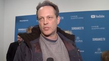 Vince Vaughn Is Big On Dreams At Sundance