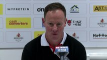 Holbrook delighted with Saints 22-12 Wigan win