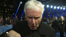 "James Cameron's been ""painting his nails by the pool"""