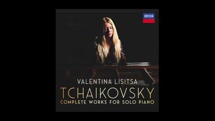 Valentina Lisitsa - Tchaikovsky: 6 Pieces, Op. 51, TH 143: 1. Valse de salon