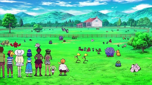 Pokemon Monsters Sun & Moon 1. Sezon 42. Bölüm Türkçe dublaj