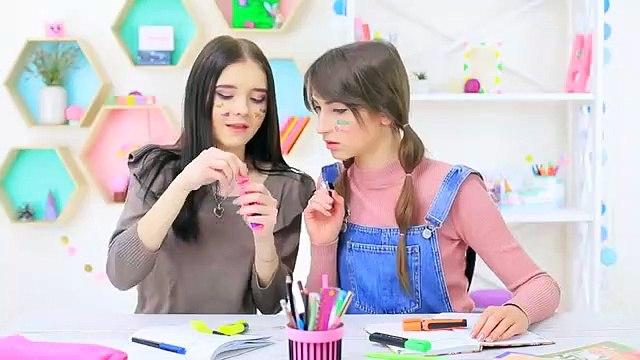 Makeup in class