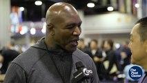 Evander Holyfield Recalls Being Vendor At Atlanta Falcons Games