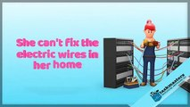 Electric Services in Dubai | Task Masters Technical Services LLC, Dubai | Expert Electrician in Dubai