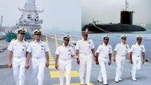 Modi Government का Indian Navy को तोहफा, Rs.40,000 Crore में बनेंगी 6 Submarines | वनइंडिया हिंदी