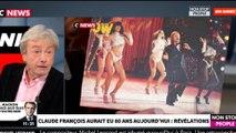 """Morandini Live : Claude François """"homosexuel"""", comment les rumeurs l'ont affecté (vidéo)"""