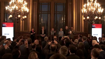 Les vœux de l'Arcep 2019 - Le discours d'Agnes-Pannier-Runacher, secrétaire d'État auprès du ministre de l'Économie et des Finances