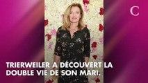 """""""C'est là que Trierweiler a mangé ses cachets !"""" : la réaction surprenante de Brigitte Macron en découvrant la salle de bains de l'Elysée"""