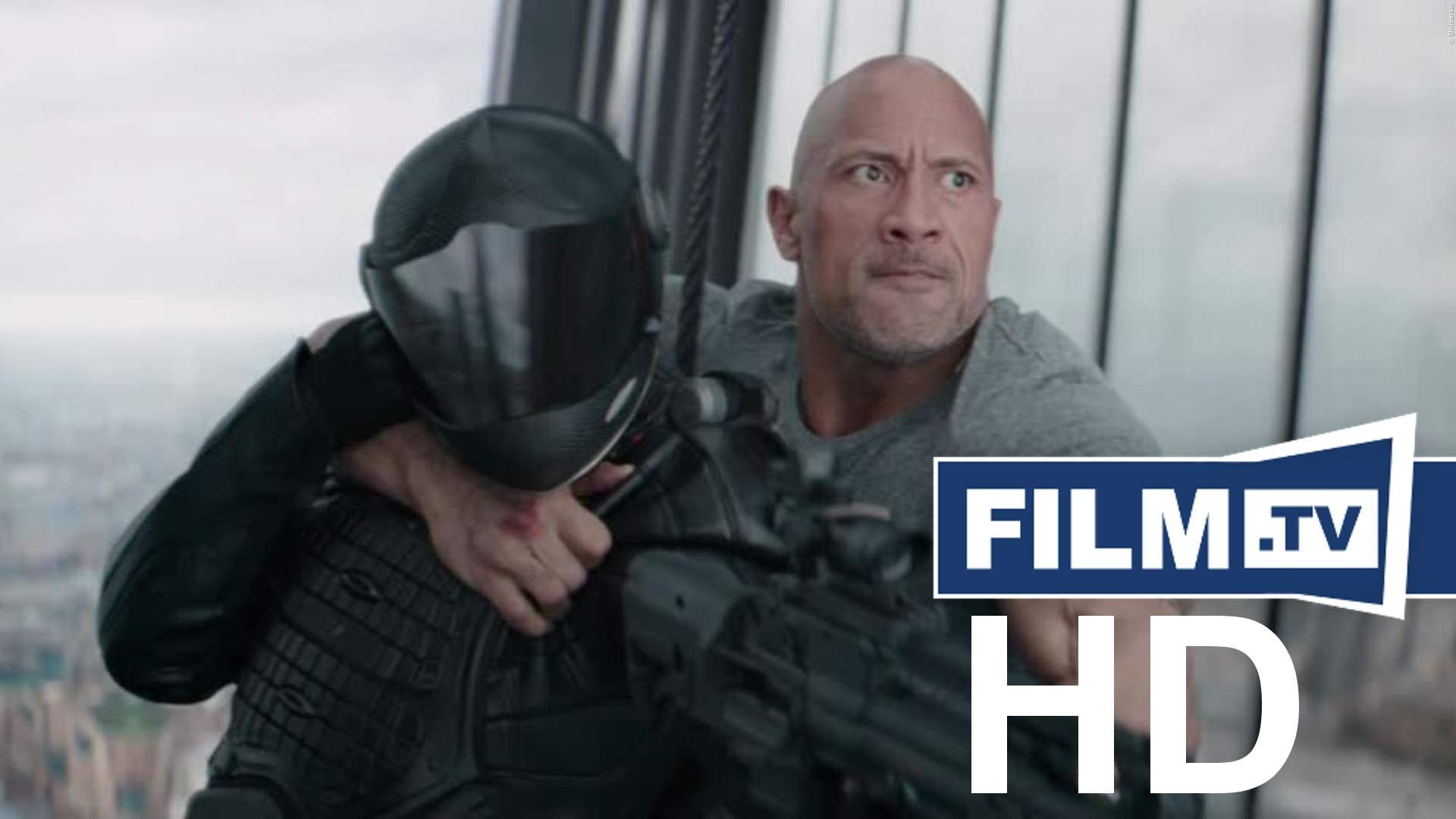 Hobbs And Shaw Trailer Englisch English (2019)