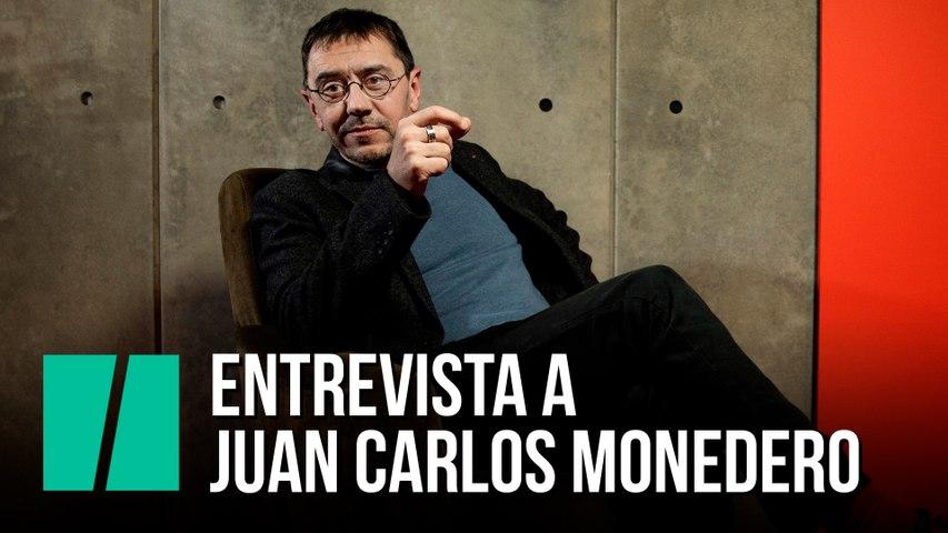 Entrevista a Juan Carlos Monedero