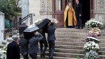 Le dernier adieu à Michel Legrand