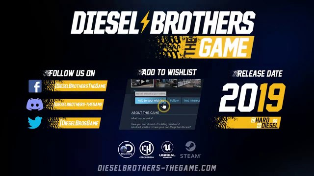 Diesel Brothers: The Game Trailer