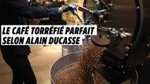 Paris : le café torréfié parfait selon Alain Ducasse
