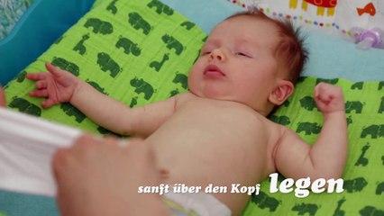 Pflege & Ausstattung - Baby 1x1: Neugeborene anziehen
