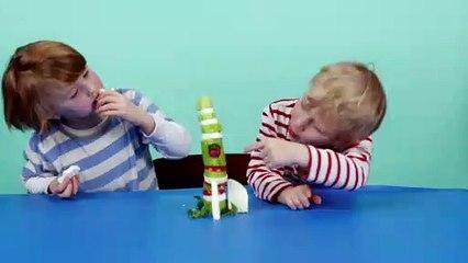 Augenschmaus - Genau das Richtige für den Kindergeburtstag: Popcorn-Obst-Kette
