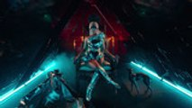 Nicki Minaj Is A Dark Empress In New 'Hard White' Music Video | Billboard News