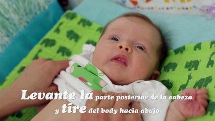 Vestir al bebe