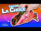 """¡TORTILLAS de COLORES y SABORES más DE 140 SALSAS! / TACOS """"LA CHULE"""""""