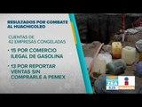 Congelan las cuentas de 42 empresas vinculadas con el huachicoleo   Noticias con Francisco Zea