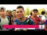 Paso a paso de la Caravana Migrante por México hasta Estados Unidos | Noticias con Yuriria Sierra