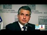 INEGI cancela 14 encuestas y ajusta salarios por recortes presupuestales | Noticias con Francisco Ze