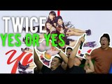 """sooo... TWICE, you got two options """"YES OR YES"""" (MV Reaction)"""